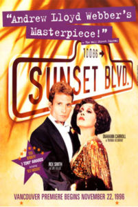 Sunset Boulevard (Vancouver) [Poster]