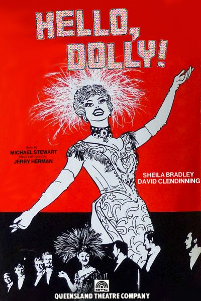Broadway Musical Hello, Dolly! at the Queensland Theatre Company