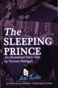 The Sleeping Prince (Brisbane Arts Theatre)